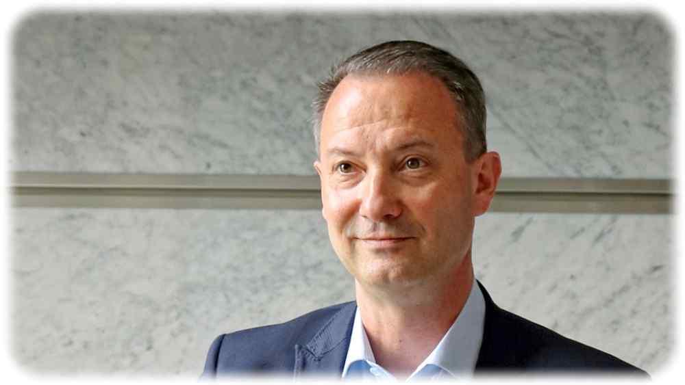 Schulbürgermeister Jan Donhauser. Foto: Diana Petters für die LHD